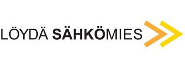Löydä sähkömies Logo
