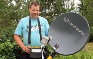 Hämeenkyröläisen MK Digiasennuksen antenniurakoitsija Marko Kallion mukaan satelliitilla häiriöttömän teräväpiirtokuvan saa näkyviin myös alueilla, missä edes kännykkä ei kuulu välttämättä kunnolla. Satelliittiantenni vaatii kuitenkin aina esteettömän näkymän eteläiselle taivaalle.