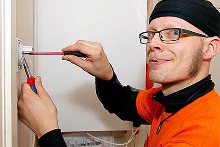 Teemu Hakala. Kuva Mikko Arvinen.